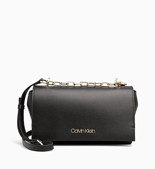 CALVINKLEIN Cross Body Bag - BLACK - CALVIN KLEIN NEW IN - main image
