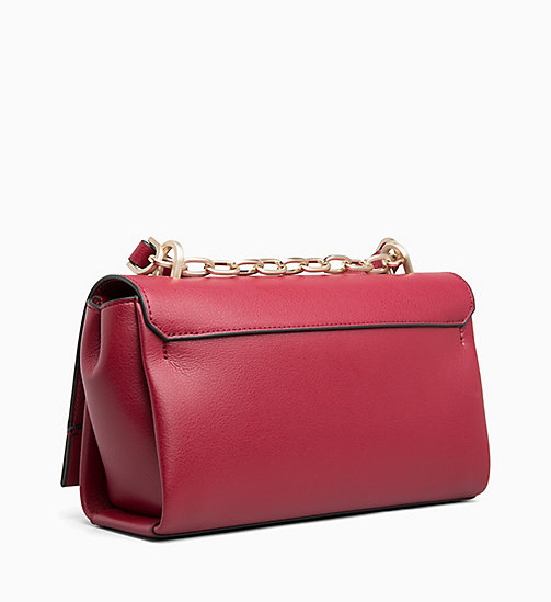 CALVIN KLEIN Cross Body Bag - RED ROCK - CALVIN KLEIN BAGS - detail image 1