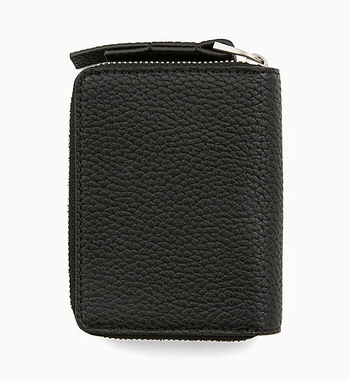 CALVINKLEIN Small Wallet - BLACK - CALVIN KLEIN PERFUMES & ACCESSORIES - detail image 1