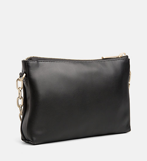 CALVINKLEIN Cross Body Bag - BLACK - CALVIN KLEIN CROSSOVER BAGS - detail image 1