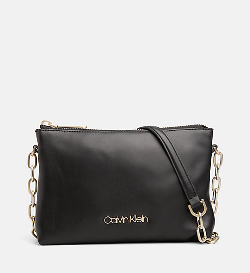 CALVINKLEIN Cross Body Bag - BLACK - CALVIN KLEIN CROSSOVER BAGS - main image
