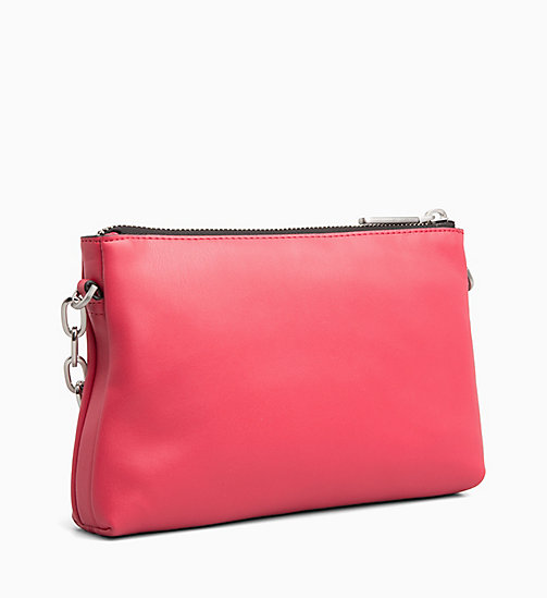 CALVINKLEIN Cross Body Bag - ROSE QUARTZ - CALVIN KLEIN NEW IN - detail image 1