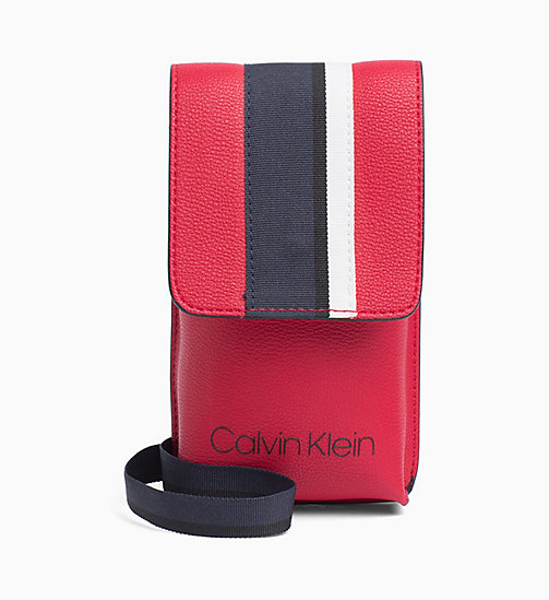 CALVINKLEIN Festival Pouch - ROUGE - CALVIN KLEIN NEW IN - main image