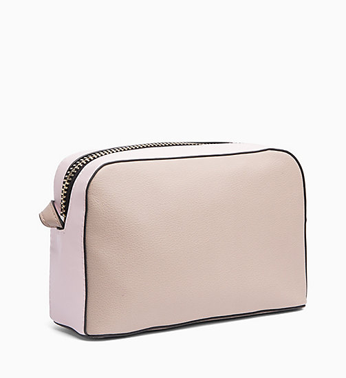 CALVINKLEIN Cross Body Bag - TOBACCO/PETAL - CALVIN KLEIN NEW IN - detail image 1