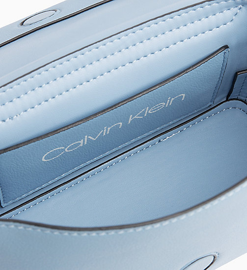 CALVINKLEIN Flap Cross Body Bag - DUSTY BLUE - CALVIN KLEIN CROSSOVER BAGS - detail image 1