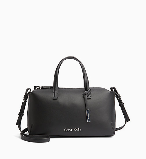 CALVIN KLEIN Duffle Bag - BLACK - CALVIN KLEIN NEW IN - main image