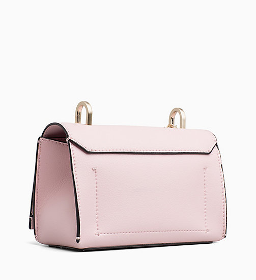 CALVINKLEIN Small Flap Cross Body Bag - PETAL - CALVIN KLEIN NEW IN - detail image 1