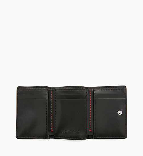CALVIN KLEIN Small Patent Wallet - CHERRY - CALVIN KLEIN NEW IN - detail image 1