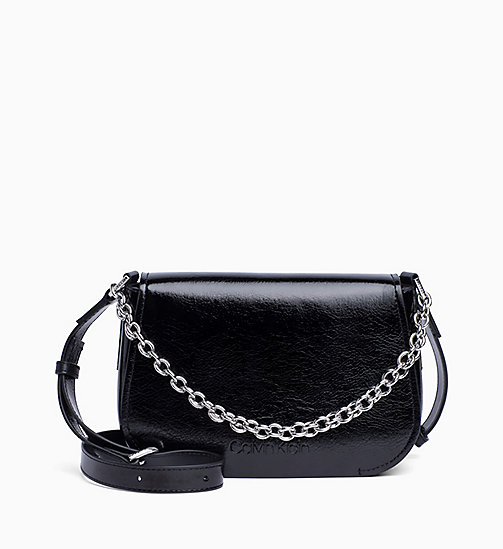 CALVIN KLEIN Cross Body Bag - BLACK - CALVIN KLEIN NEW IN - main image