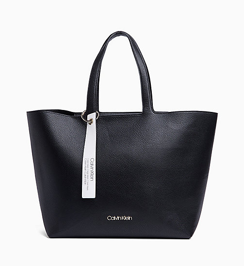 CALVIN KLEIN Tote Bag - BLACK - CALVIN KLEIN NEW IN - main image