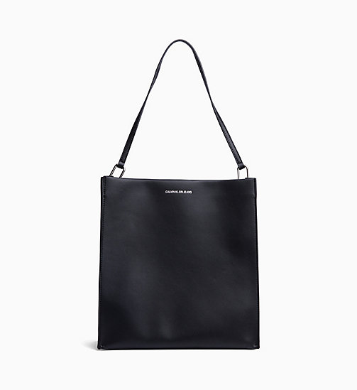 CALVIN KLEIN JEANS Tote Bag - BLACK - CALVIN KLEIN JEANS NEW IN - main image