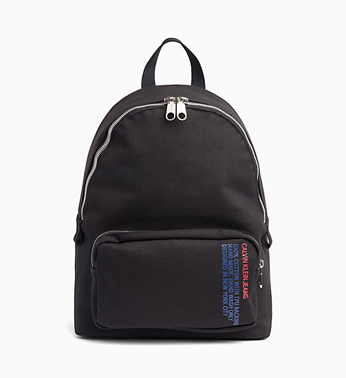 b783e099970 £85.00Canvas Round Backpack