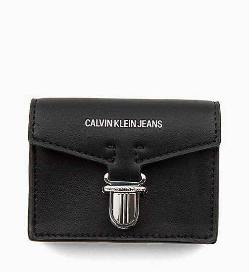 CALVIN KLEIN JEANS Card Case - BLACK - CALVIN KLEIN JEANS NEW IN - main image