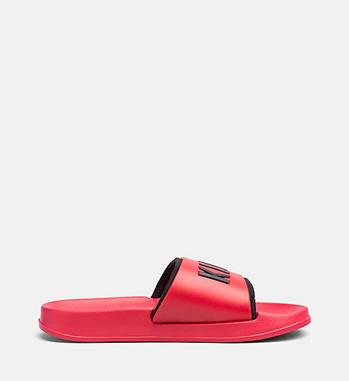CALVINKLEIN Logo Sliders - SALSA - CALVIN KLEIN NEW IN - detail image 1