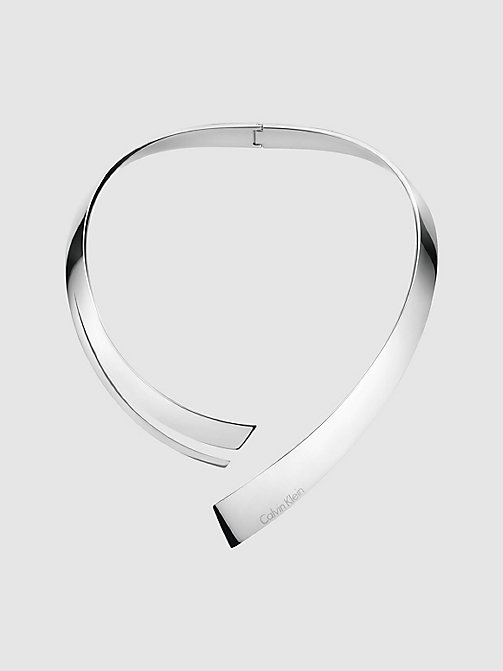 CALVINKLEIN Necklace - Calvin Klein Beyond - SILVER - CALVIN KLEIN WATCHES & JEWELLERY - main image