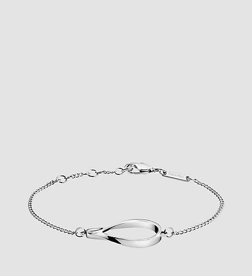 CALVINKLEIN Bracelet - Calvin Klein Light - STAINLESS STEEL - CALVIN KLEIN WATCHES & JEWELLERY - main image