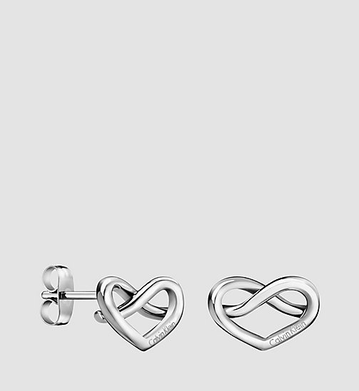 CALVINKLEIN Earrings - Calvin Klein Charming - SST - CALVIN KLEIN WATCHES & JEWELLERY - main image