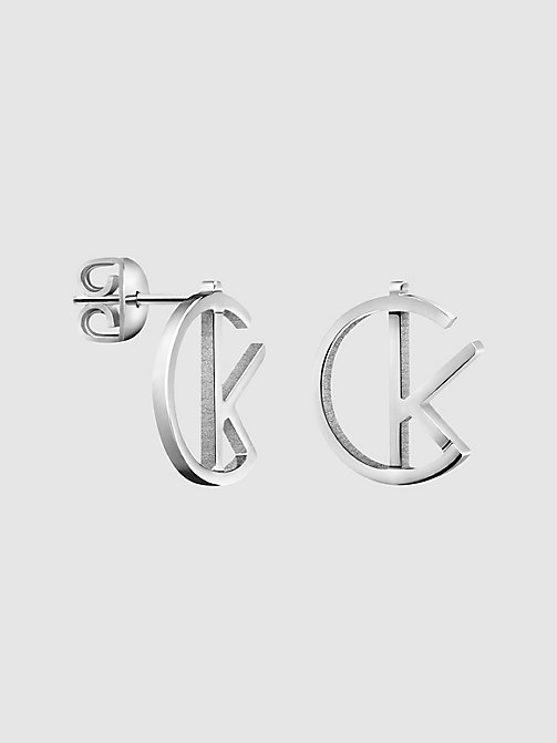 CALVINKLEIN Earrings - Calvin Klein League - SST - CALVIN KLEIN WATCHES & JEWELLERY - main image