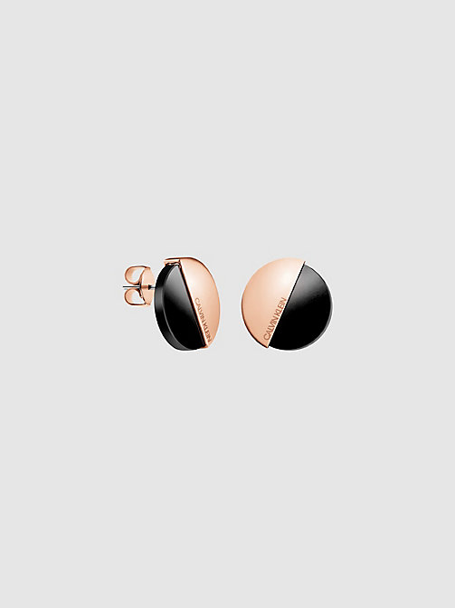 CALVIN KLEIN Earrings - Calvin Klein Spicy - PINK GOLD - CALVIN KLEIN JEWELLERY - main image