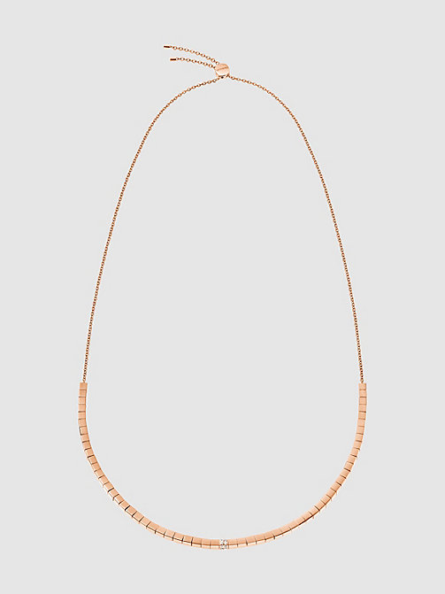 CALVIN KLEIN Necklace - Calvin Klein Tune - PINK GOLD - CALVIN KLEIN ALL GIFTS - main image