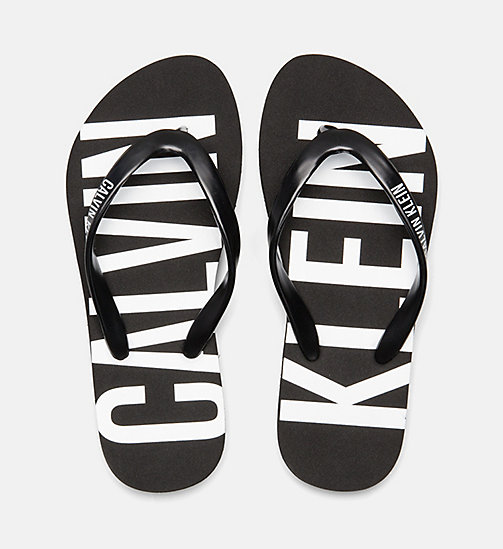 CALVINKLEIN Kids Sliders - Intense Power - PVH BLACK - CALVIN KLEIN Girls - detail image 1