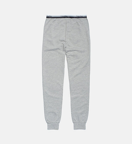 CALVINKLEIN Kids Joggers - CK Graphic - GREY HEATHER - CALVIN KLEIN GIRLS - detail image 1