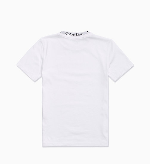 CALVIN KLEIN Kids T-shirt - Modern Cotton - PVH WHITE - CALVIN KLEIN GIRLS - detail image 1