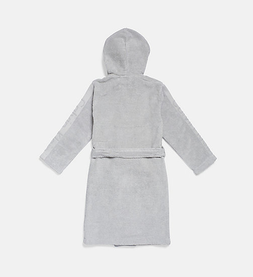 CALVIN KLEIN Kids Bathrobe - Modern Cotton - HIGH-RISE - CALVIN KLEIN GIRLS - detail image 1