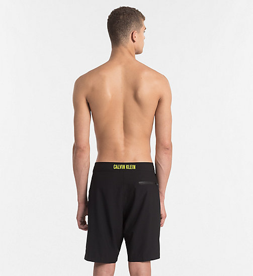 CALVINKLEIN Boardshorts - Intense Power - BLACK - CALVIN KLEIN SWIM SHORTS - detail image 1
