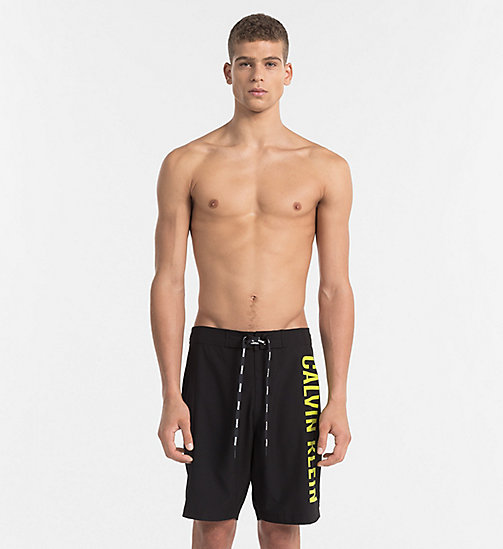 CALVINKLEIN Surfbroek - Intense Power - BLACK - CALVIN KLEIN ZWEMSHORTS - main image