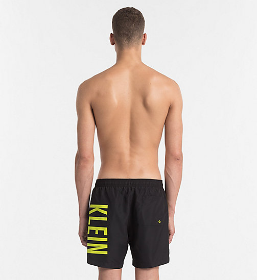 CALVINKLEIN Badeshorts - Intense Power - BLACK - CALVIN KLEIN LOGO SHOP - main image 1