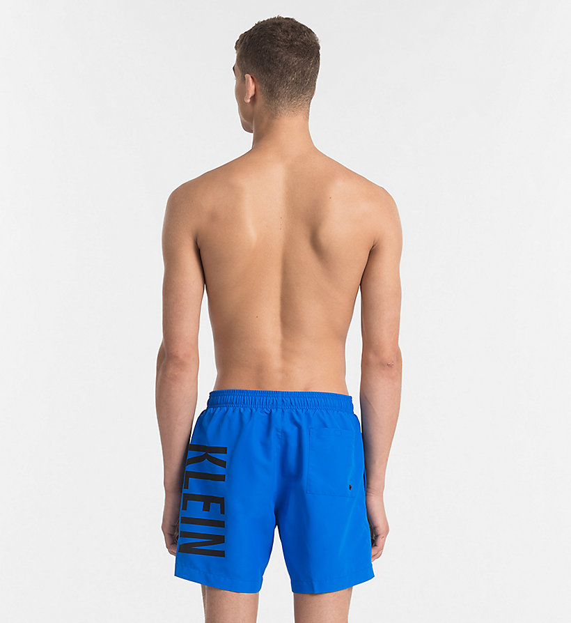 CALVINKLEIN Swim Shorts - Intense Power - SUN ORANGE - CALVIN KLEIN UNDERWEAR - detail image 1