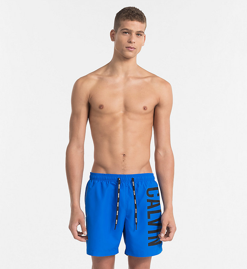 CALVINKLEIN Swim Shorts - Intense Power - SUN ORANGE - CALVIN KLEIN UNDERWEAR - main image