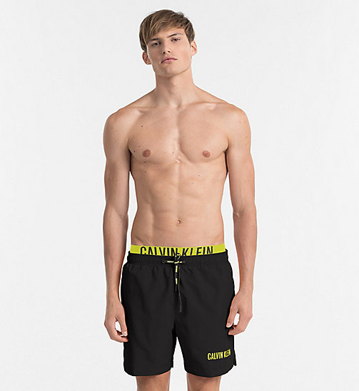 CALVINKLEIN Swim Shorts - Intense Power - BLACK -  SWIM SHORTS - main image