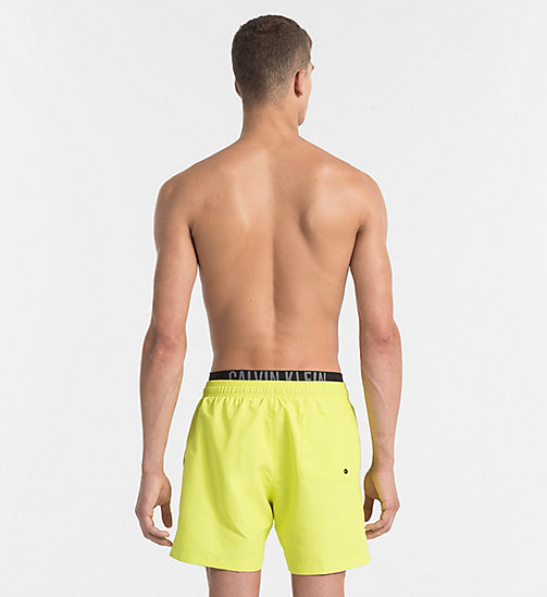 CALVINKLEIN Swim Shorts - Intense Power - SULPHUR SPRING - CALVIN KLEIN SWIMWEAR - detail image 1