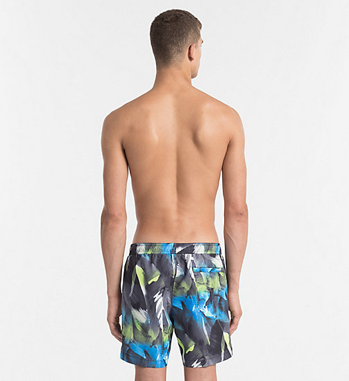 CALVINKLEIN Swim Shorts - Core Solids - BRUSH - CALVIN KLEIN SWIM SHORTS - detail image 1