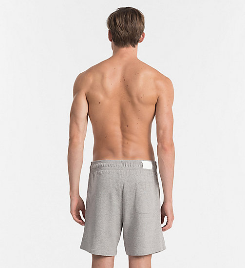 CALVINKLEIN Shorts - CK NYC - GREY HEATHER - CALVIN KLEIN NEW IN - detail image 1