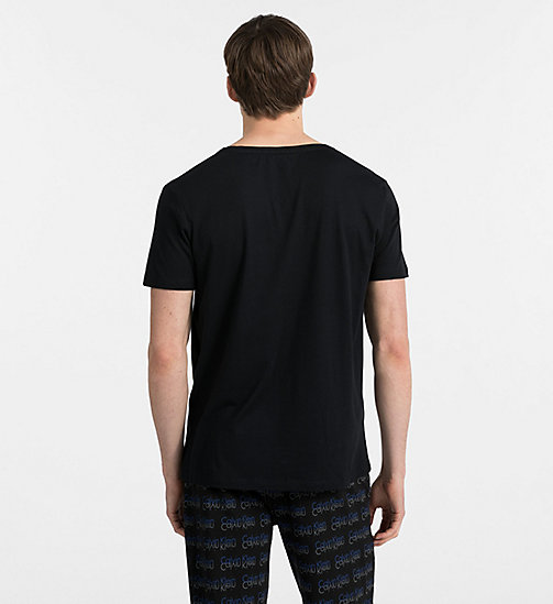 CALVINKLEIN Relaxed T-shirt - CK NYC - BLACK - CALVIN KLEIN NEW IN - detail image 1