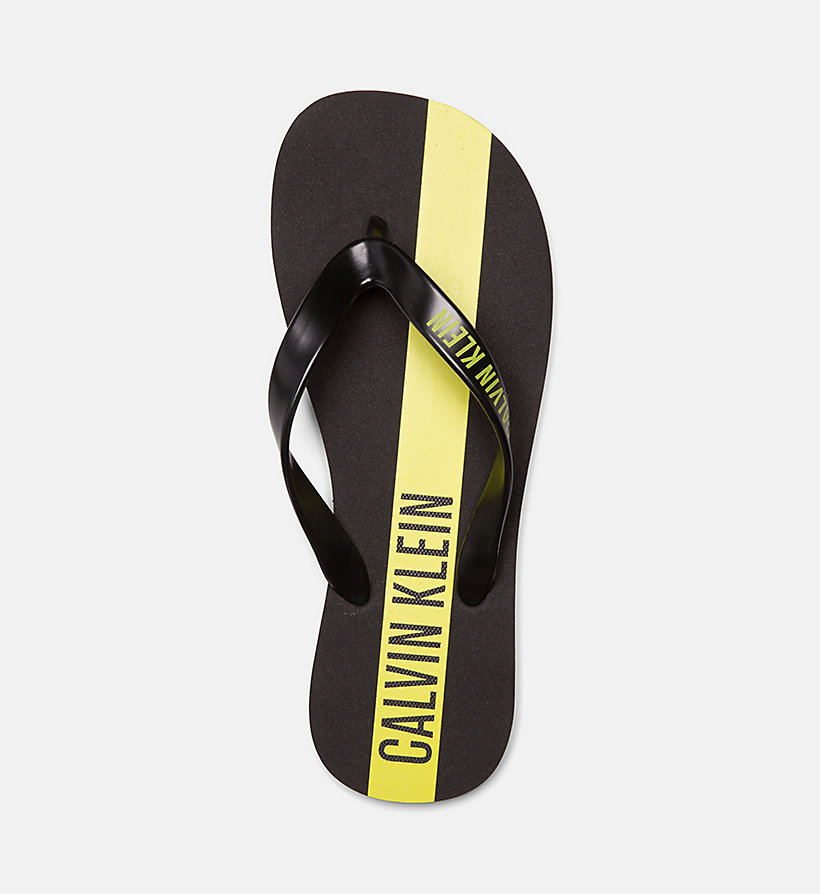 CALVINKLEIN Flip Flops - Intense Power - BLUE SHADOW - CALVIN KLEIN UNDERWEAR - detail image 1
