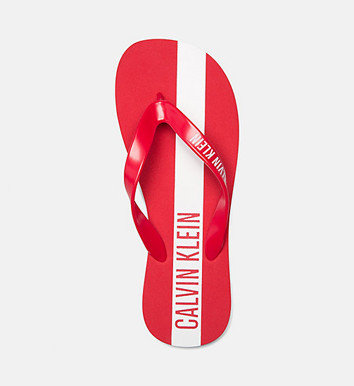 CALVINKLEIN Flip Flops - Intense Power - SALSA - CALVIN KLEIN ACCESSORIES - detail image 1