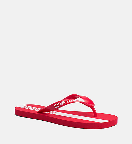 CALVINKLEIN Flip Flops - Intense Power - SALSA - CALVIN KLEIN ACCESSORIES - main image