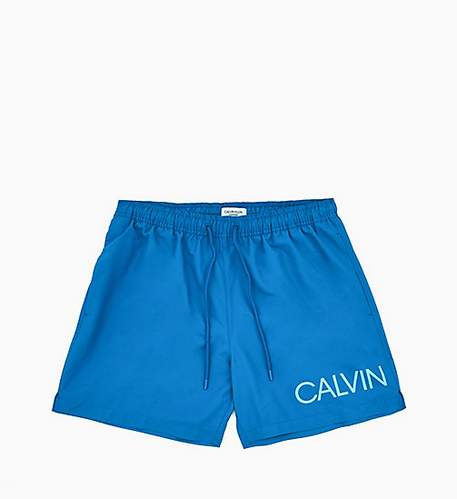 171eeba83b733 Swim Shorts for Men | Summer Swim Shorts | CALVIN KLEIN® - Official Site