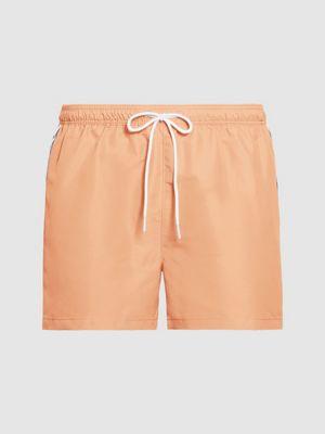 Calvin Klein Mono Tape Swim Shorts