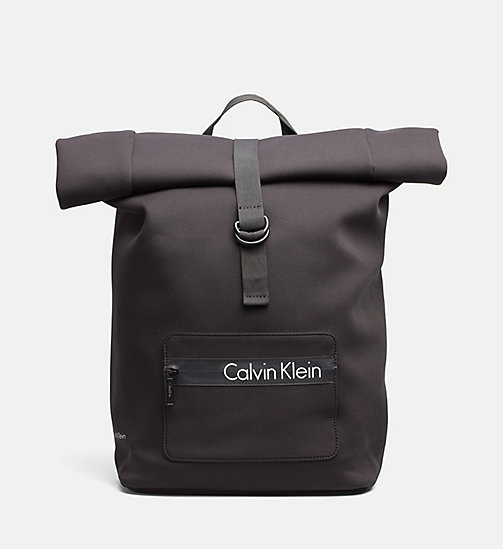 CALVINKLEIN Scuba Backpack - Core Neo - BLACK - CALVIN KLEIN BACKPACKS - main image