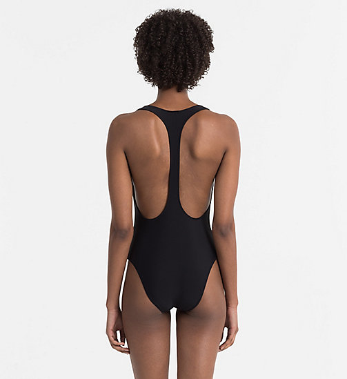 CALVINKLEIN Swimsuit - CK NYC - PVH BLACK - CALVIN KLEIN SWIMSUITS - detail image 1