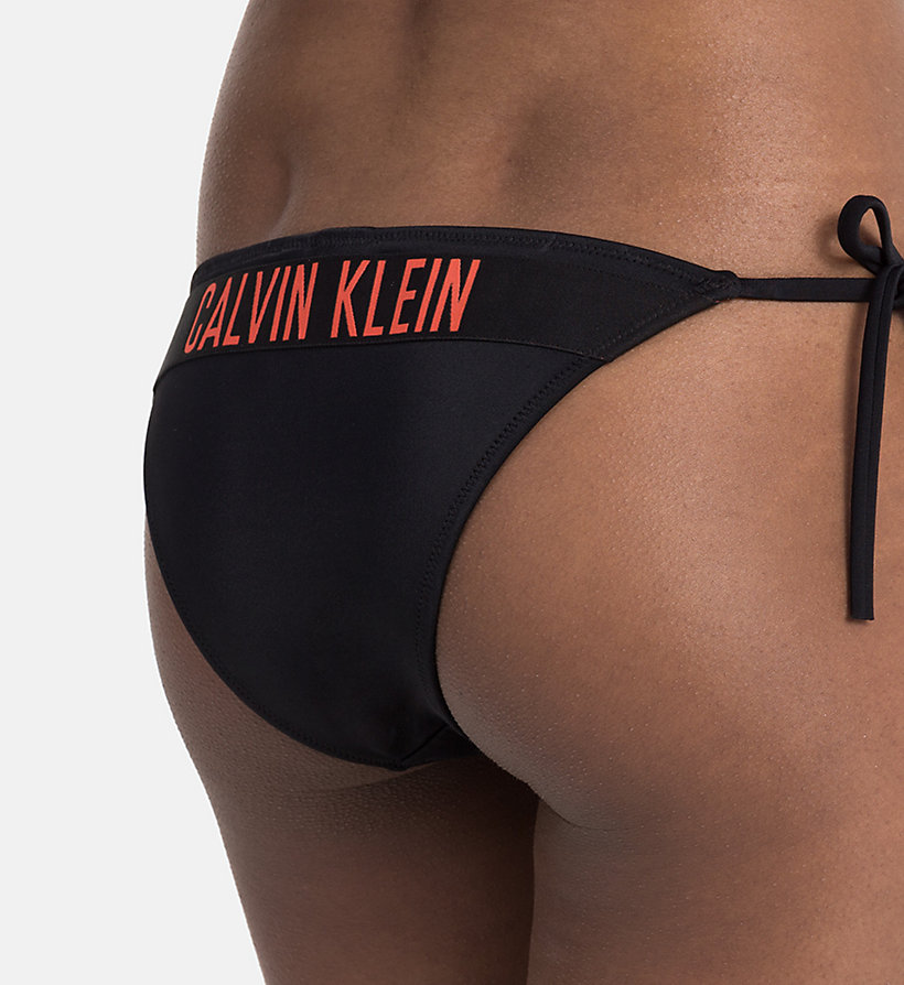 CALVINKLEIN Bikini Bottom - Intense Power - FORGED IRON - CALVIN KLEIN UNDERWEAR - detail image 2