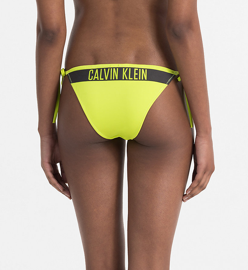 CALVINKLEIN Bikini Bottom - Intense Power - BLACK - CALVIN KLEIN UNDERWEAR - detail image 1