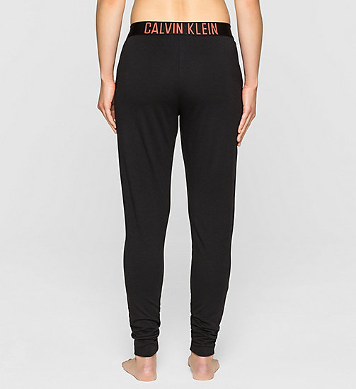 CALVINKLEIN Sweatpants - Intense Power - BLACK - CALVIN KLEIN NIGHTWEAR & LOUNGEWEAR - detail image 1