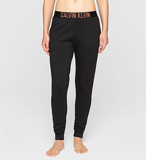 CALVINKLEIN Sweatpants - Intense Power - BLACK - CALVIN KLEIN NIGHTWEAR & LOUNGEWEAR - main image