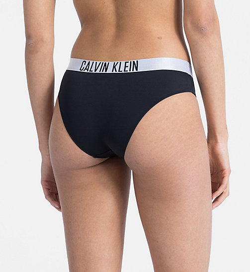 CALVINKLEIN Hipster Bikini Bottom - Intense Power - BLACK - CALVIN KLEIN NEW IN - detail image 1